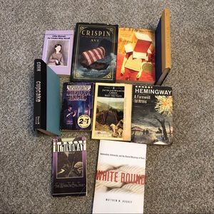 Other - 5 lbs of books